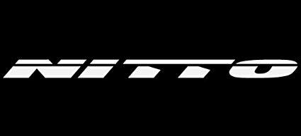 Nitto logo clipart picture free download 2 x Nitto 8.5\