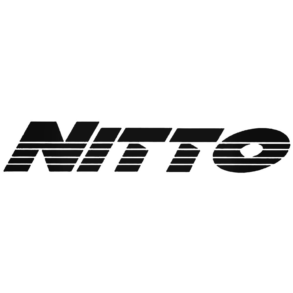 Nitto logo clipart clipart royalty free library Nitto Tires Sponsor Decal Sticker clipart royalty free library