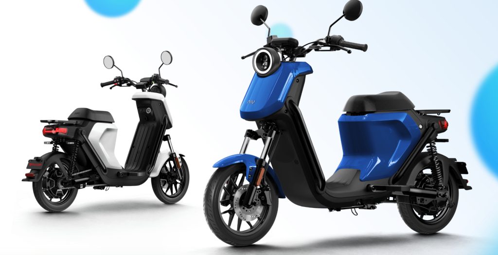 Niu ford clipart used cars banner transparent download NIU plans new affordable electric moped brand Gova starting ... banner transparent download