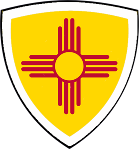 Nmsa clipart picture freeuse stock New Mexico State Defense Force - Wikipedia picture freeuse stock