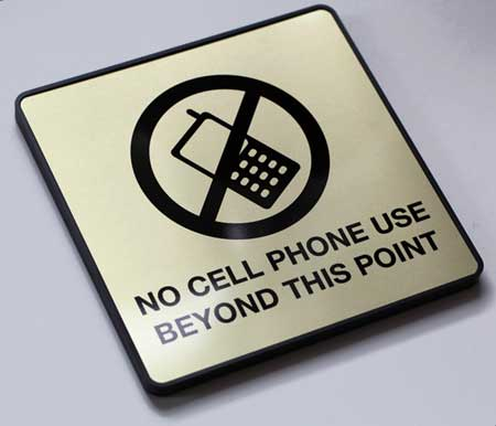 No cell phone in the doctor s office clipart clip library No Cell Phone Use Signs clip library