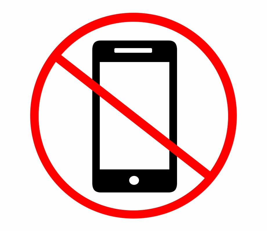 No cell phones clipart banner library stock No Phone No Cell Phone Phone Sign No Mobile Cell - Phone ... banner library stock