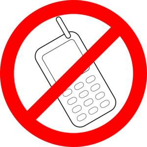 No cell phones clipart graphic royalty free library No Cell Phone Clipart | Clipart Panda - Free Clipart Images graphic royalty free library