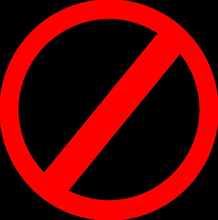 No clipart transparent clip art royalty free download Sign Clipart Traffic - No Sign Clipart , Transparent Cartoon ... clip art royalty free download