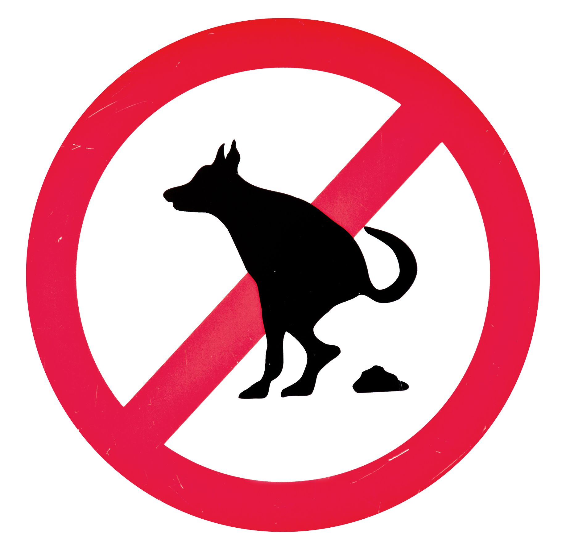 No dog poop clipart free png royalty free stock No Dog Poop Sign PNG Image | PNG Transparent best stock photos png royalty free stock