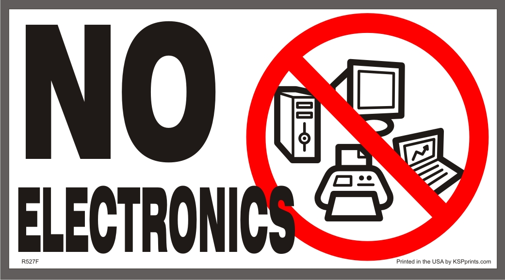 No electronics clipart picture freeuse library No electronics clipart - ClipartFest picture freeuse library