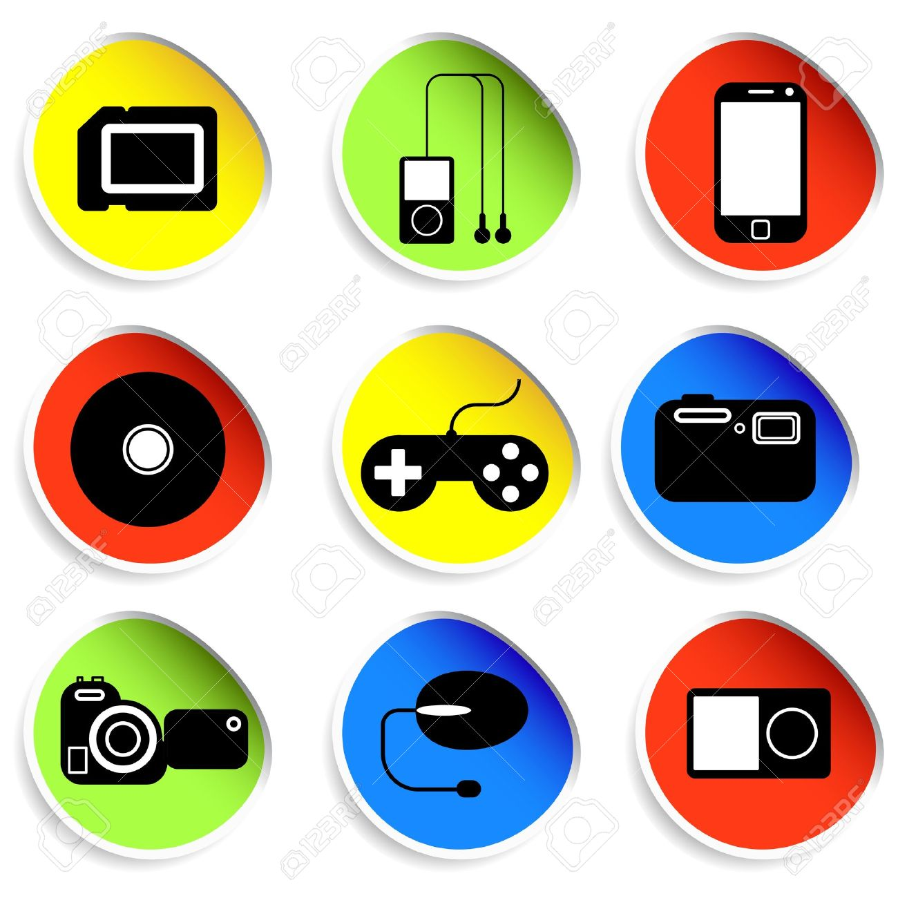 No electronics clipart picture library library Kids electronics clipart - ClipartFest picture library library