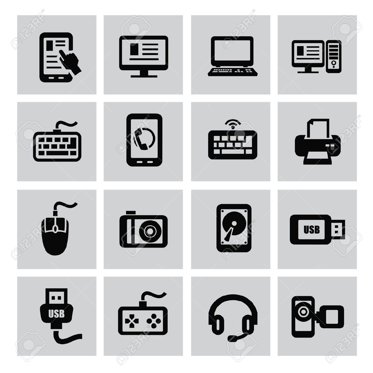 No electronics clipart vector free library Electronic devices clipart - ClipartFest vector free library