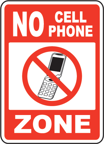 No electronics clipart picture transparent stock No Cell Phone Sign | Free Download Clip Art | Free Clip Art | on ... picture transparent stock
