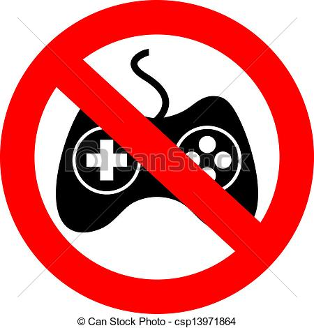 No electronics clipart clipart black and white Gamer Clipart | Clipart Panda - Free Clipart Images clipart black and white