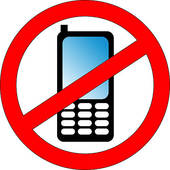 No electronics clipart vector free library No Cell Phone Clipart | Clipart Panda - Free Clipart Images vector free library