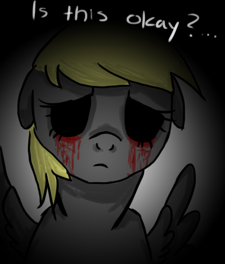 No eyes blood clipart jpg freeuse stock 84440 - artist:rottenseahorse, blood, derpy hooves, derpygate ... jpg freeuse stock