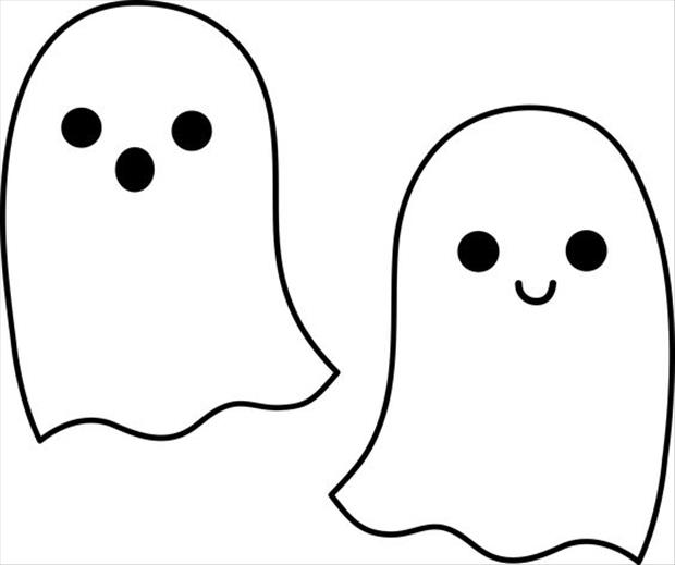 No faace ghost clipart black and white graphic download Ghost Face Clipart | Free download best Ghost Face Clipart ... graphic download