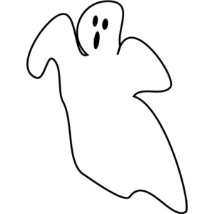 No faace ghost clipart black and white clip art freeuse library Ghost Clipart Black And White | Free download best Ghost ... clip art freeuse library