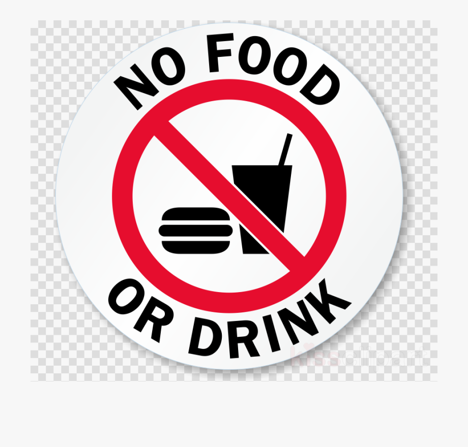 No food or drink clipart clipart free stock No Food Or Drink Clipart - No Food & Drinks Sign, Cliparts ... clipart free stock