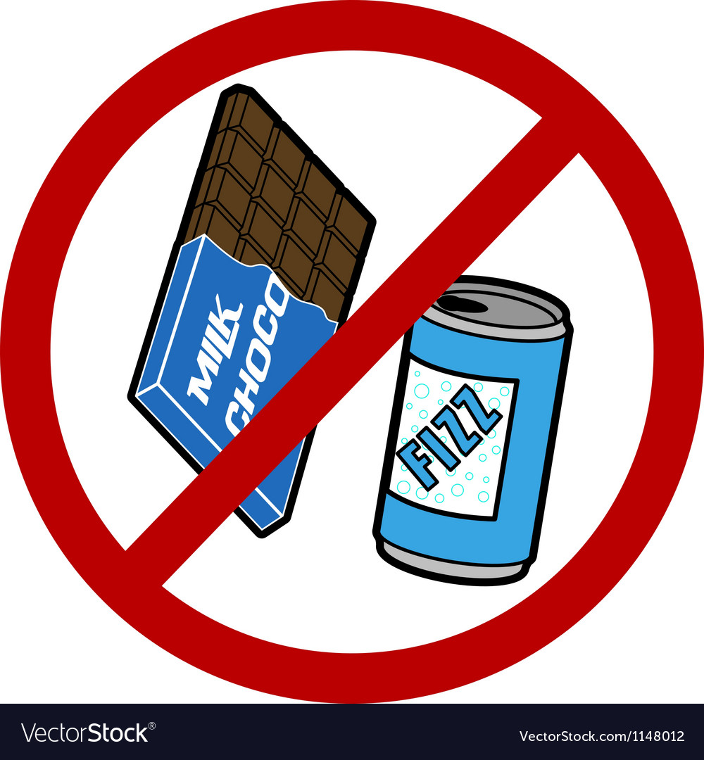 No food or drinks allowed clipart stock No food or drink sign stock