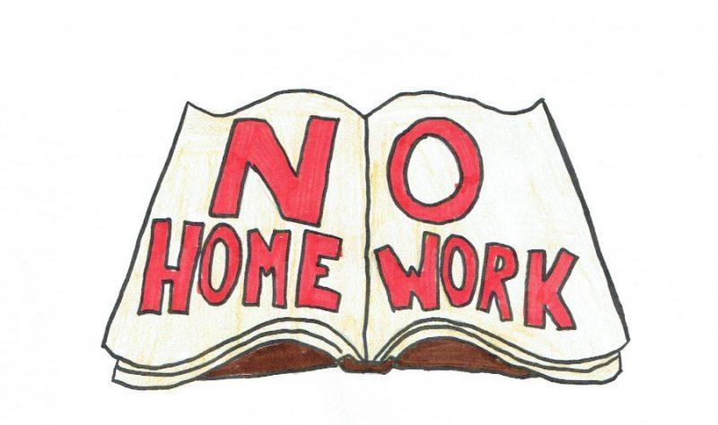 No homework clipart image download Teacher Establishes No-Homework Policy, Parents Rejoice ... image download