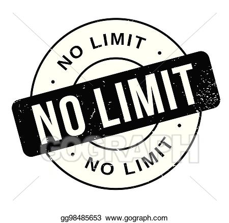 No limit clipart banner royalty free Vector Clipart - No limit rubber stamp. Vector Illustration ... banner royalty free