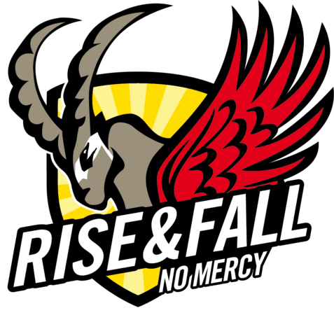 No mercy logo clipart clip freeuse library RISE&FALL no mercy - clip freeuse library