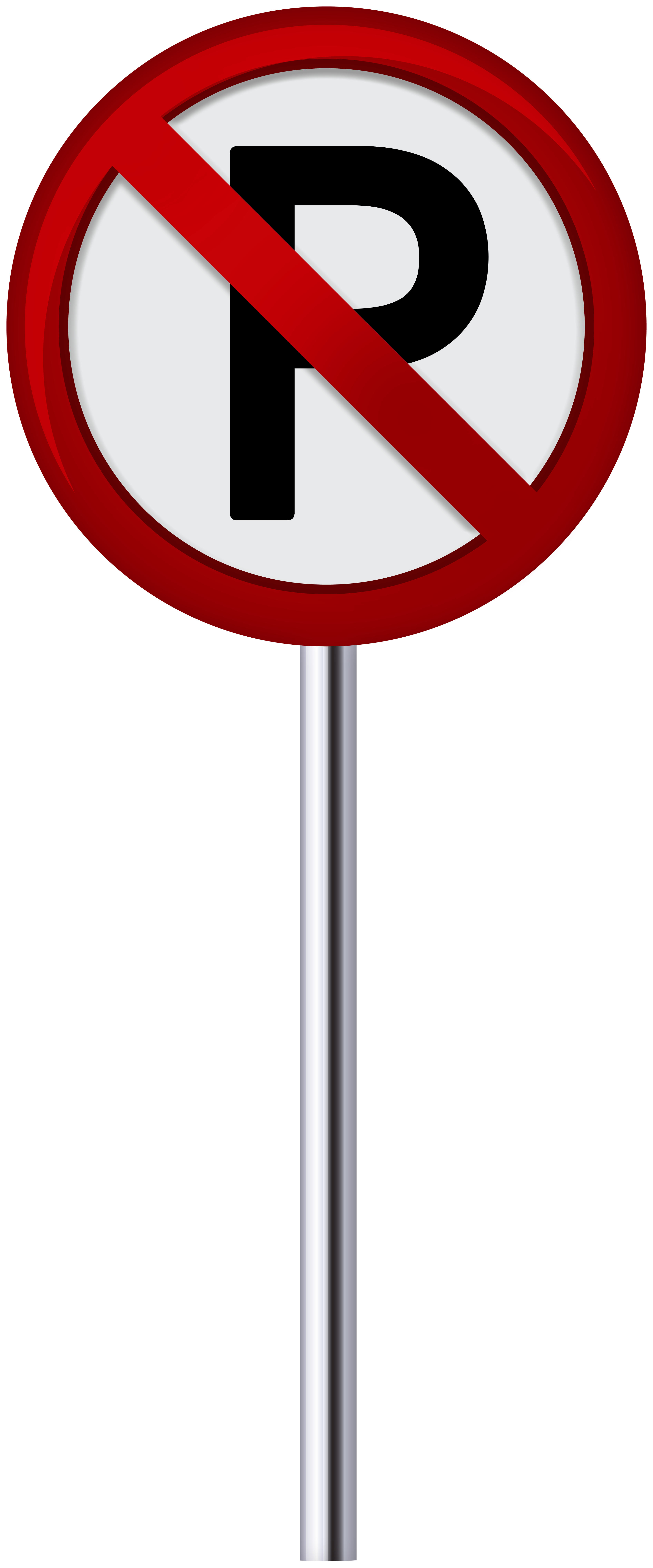No parking signs clipart jpg library download No Parking Sign PNG Clip Art - Best WEB Clipart jpg library download