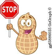 No peanuts clipart picture download Peanut Clip Art - Royalty Free - GoGraph picture download
