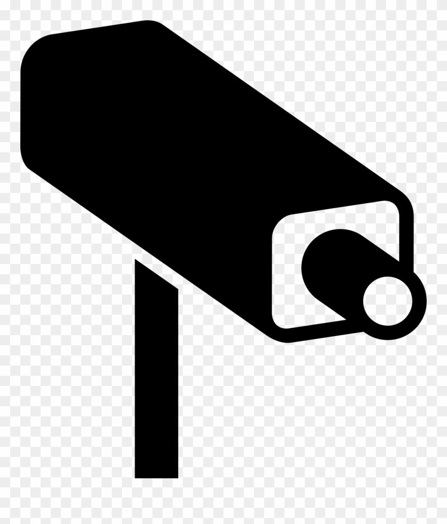 No trespassing sign clipart jpg free No Trespassing Surveillance Camera - Cylinder Clipart ... jpg free