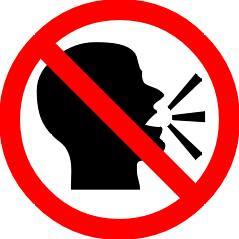 No voice clipart svg Free No Noise Cliparts, Download Free Clip Art, Free Clip ... svg