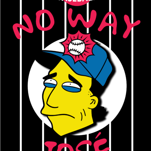No way jose clipart picture free library CHVRCH OF BASEBALL - NO WAY JOSÉ 1.25\