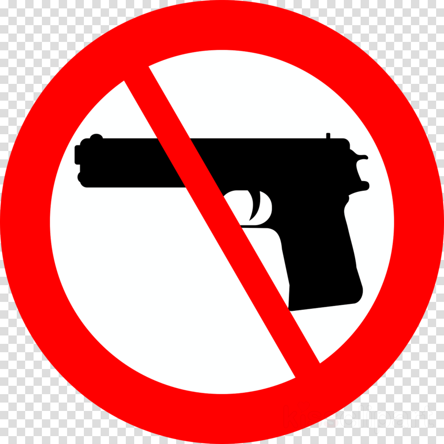 No weapons sign clipart image freeuse Free collection of No guns png. Download transparent clip ... image freeuse