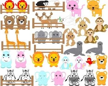 Noahs ark animals clipart clip art transparent download Noah ark animals clipart 2 » Clipart Portal clip art transparent download
