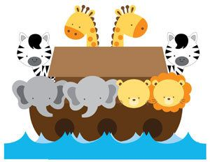 Noah-s ark baby shower clipart clipart stock Noah\'s Ark Baby Shower Clipart (99+ images in Collection) Page 3 clipart stock