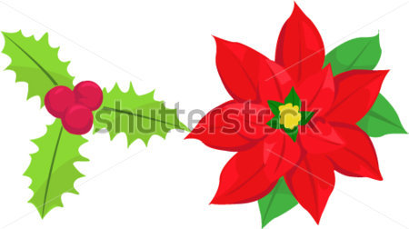 Noche buena clipart clipart free library Flor de nochebuena clipart 8 » Clipart Station clipart free library