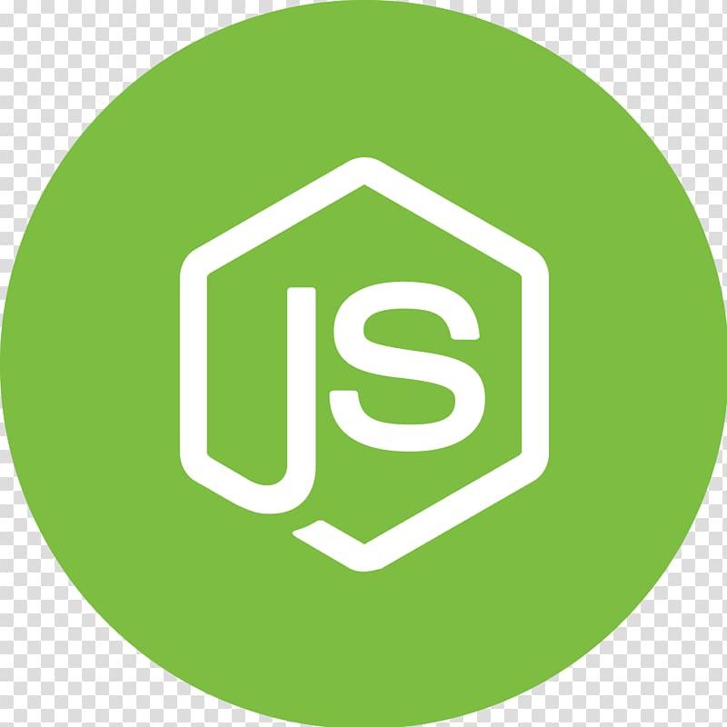 Node js logo clipart banner black and white library Node.js JavaScript Database MongoDB, native transparent ... banner black and white library