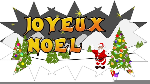 Noel clipart svg free stock Joyeux Noel Clipart | Free Images at Clker.com - vector clip ... svg free stock