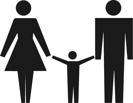 Non traditional family clipart image free stock Non Traditional Family Clipart - clipartsgram.com image free stock