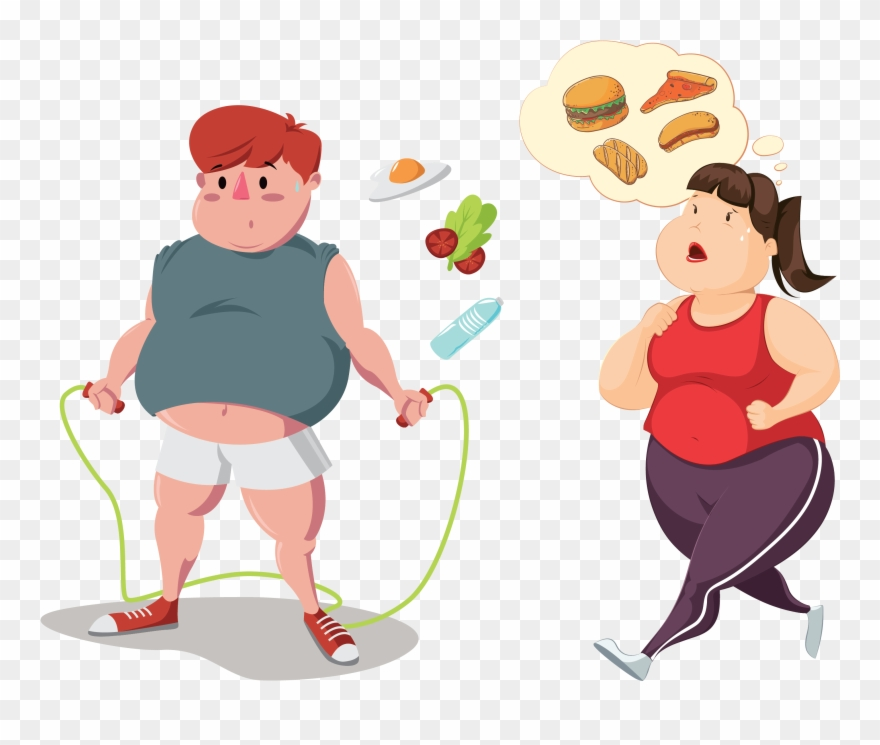 Obesity clipart svg library library Transparent Stock Obesity Is Not A It Term Used - Obesity ... svg library library