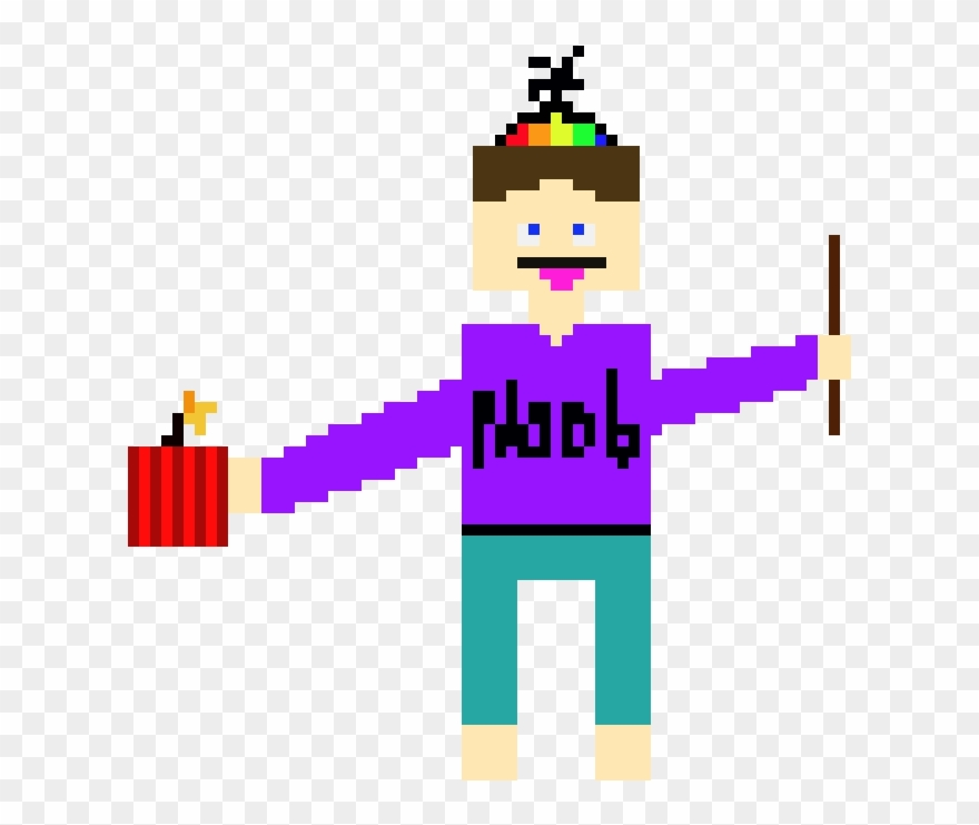 Noob clipart image library download Minecraft Noob Clipart (#1862266) - PinClipart image library download