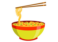 Noodle clipart picture royalty free library Search Results for noodle - Clip Art - Pictures - Graphics ... picture royalty free library