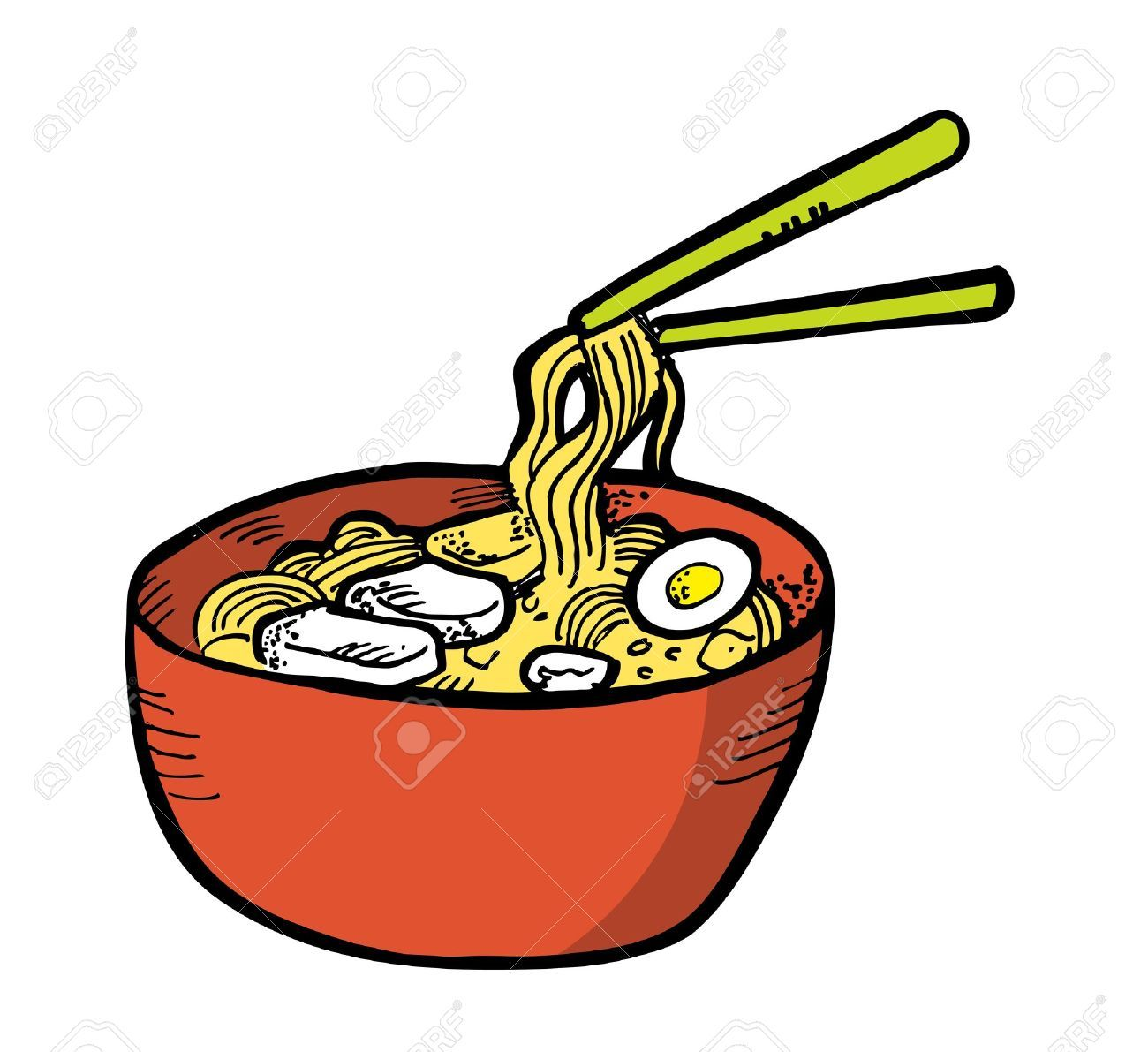 Noodles cartoon clipart graphic royalty free download Pin by 學欣 李 on Noodle in 2019 | Ramen, Noodles, Noodle soup graphic royalty free download