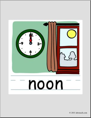Noon clipart free stock Noon clipart 2 » Clipart Station free stock