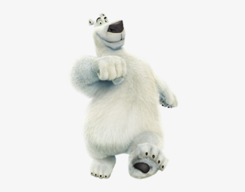 Norm of the north clipart graphic freeuse download Polar Bear Png - Norm Of The North PNG Image   Transparent PNG Free ... graphic freeuse download
