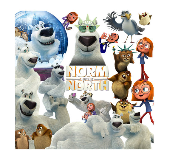 Norm of the north clipart picture royalty free stock Norm of the North 20 PNG files   Clipart Panda - Free Clipart Images picture royalty free stock