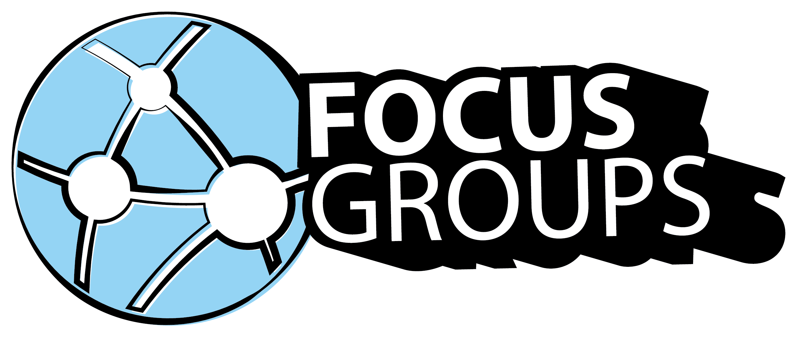 Norma group clipart vector library library Focus - - Focus Groups Logo , Transparent Cartoon - Jing.fm vector library library