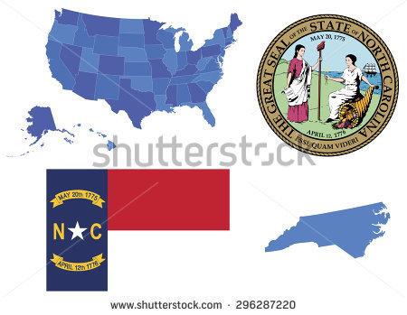 North carolina map clipart cartoon clip black and white stock North Carolina Map Stock Photos, Royalty-Free Images & Vectors ... clip black and white stock
