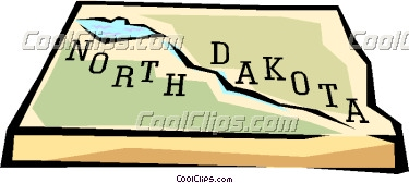 North dakota clipart vector royalty free North Dakota Clipart | Clipart Panda - Free Clipart Images vector royalty free