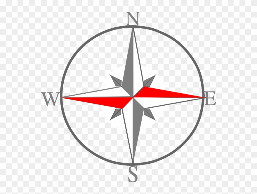 North east west south clipart clipart library library Compass Clipart Grey - East West North South Sign - Png ... clipart library library