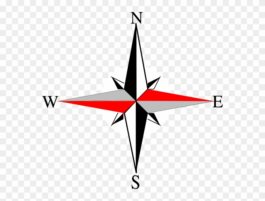 North east west south clipart freeuse stock North East West South Symbol Clipart (#218293) - PinClipart freeuse stock