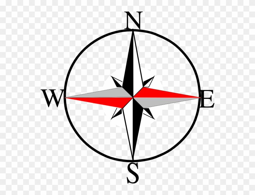 North east west south clipart picture transparent stock South Clipart Compass Clipart - East West North South Logo ... picture transparent stock