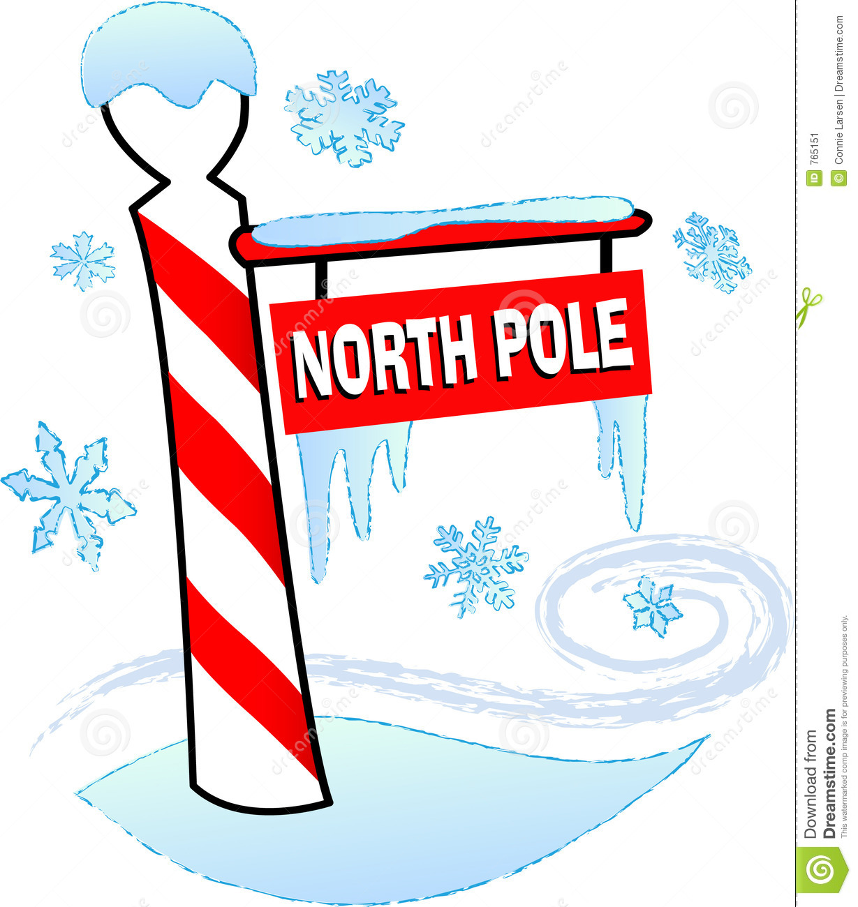 North pole images clipart clip art black and white 82+ North Pole Clipart | ClipartLook clip art black and white