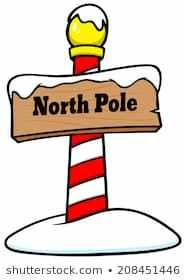 The north pole clipart clipart transparent library North pole sign clipart 2 » Clipart Portal clipart transparent library
